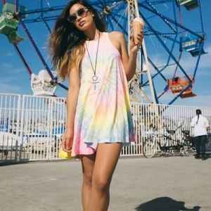 Tie Dye Unif Type Dress